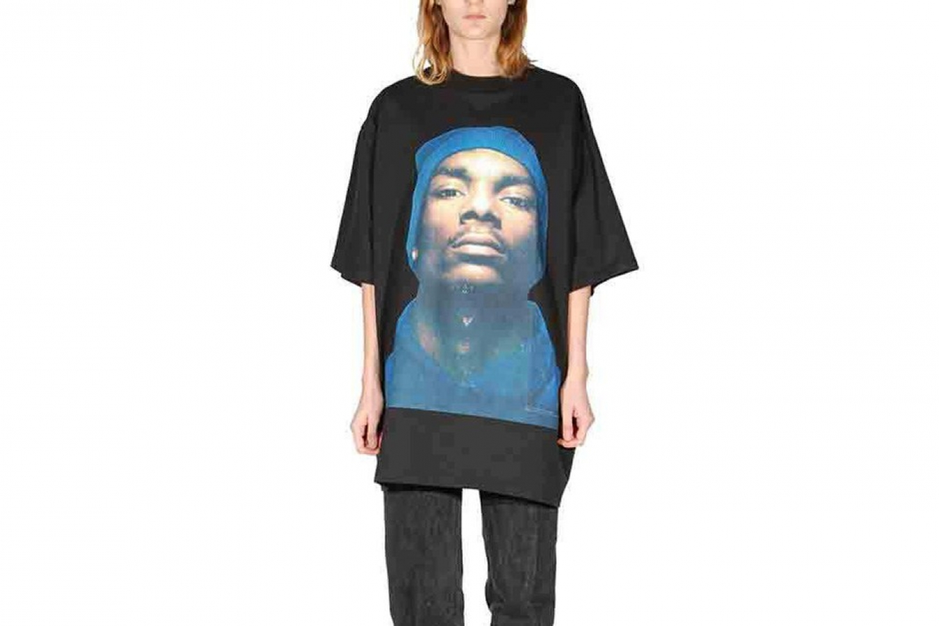 Vetements Snoop Dogg Tee