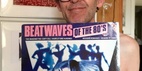 Kevin Walker re-finding the eighties
