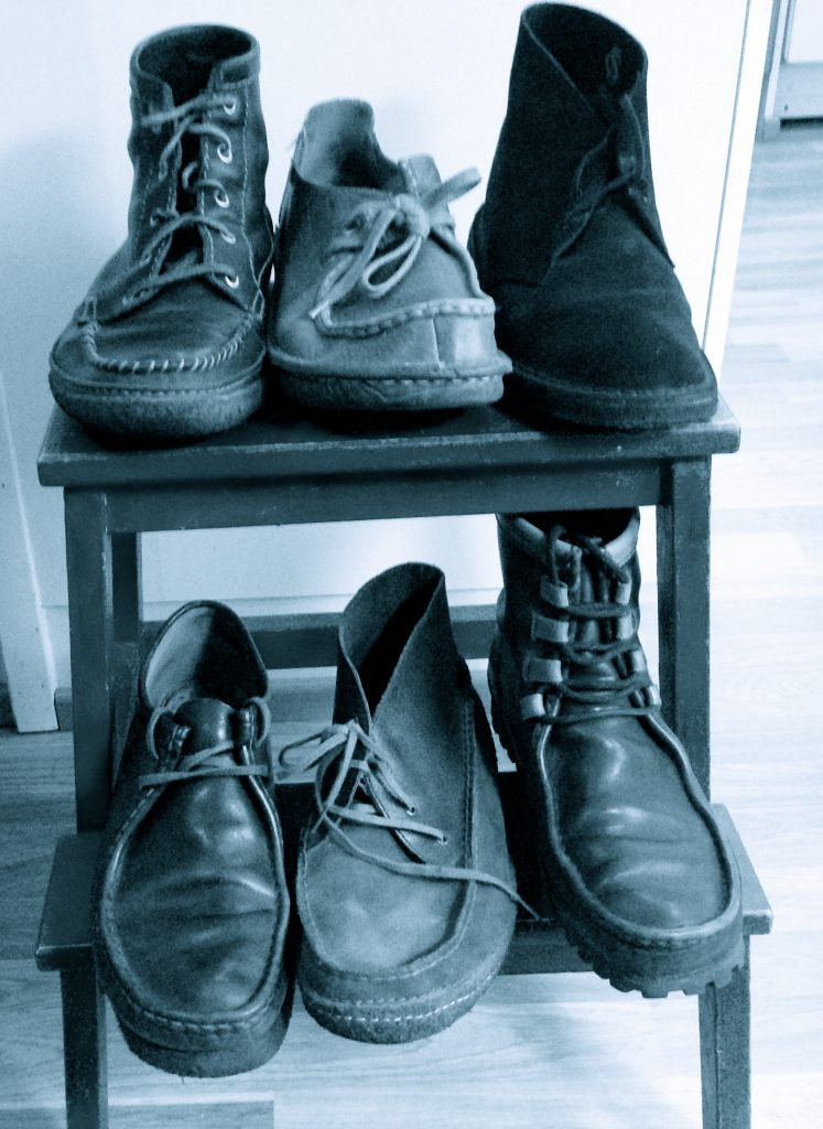 Nick Triani, selection of Clarks
