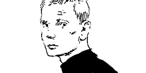 Antti Autio. Illustration: Kaarlo Stauffer